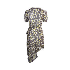 See by chloe printed tie dress 2