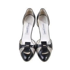 Cutout D'orsay Heels