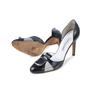 Authentic Second Hand Manolo Blahnik Cutout D'orsay Heels (PSS-073-00006) - Thumbnail 2
