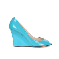 Jimmy choo peep toe baxen shoes 2