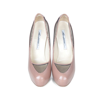 Authentic Second Hand Brian Atwood Dante Pumps (PSS-084-00003)