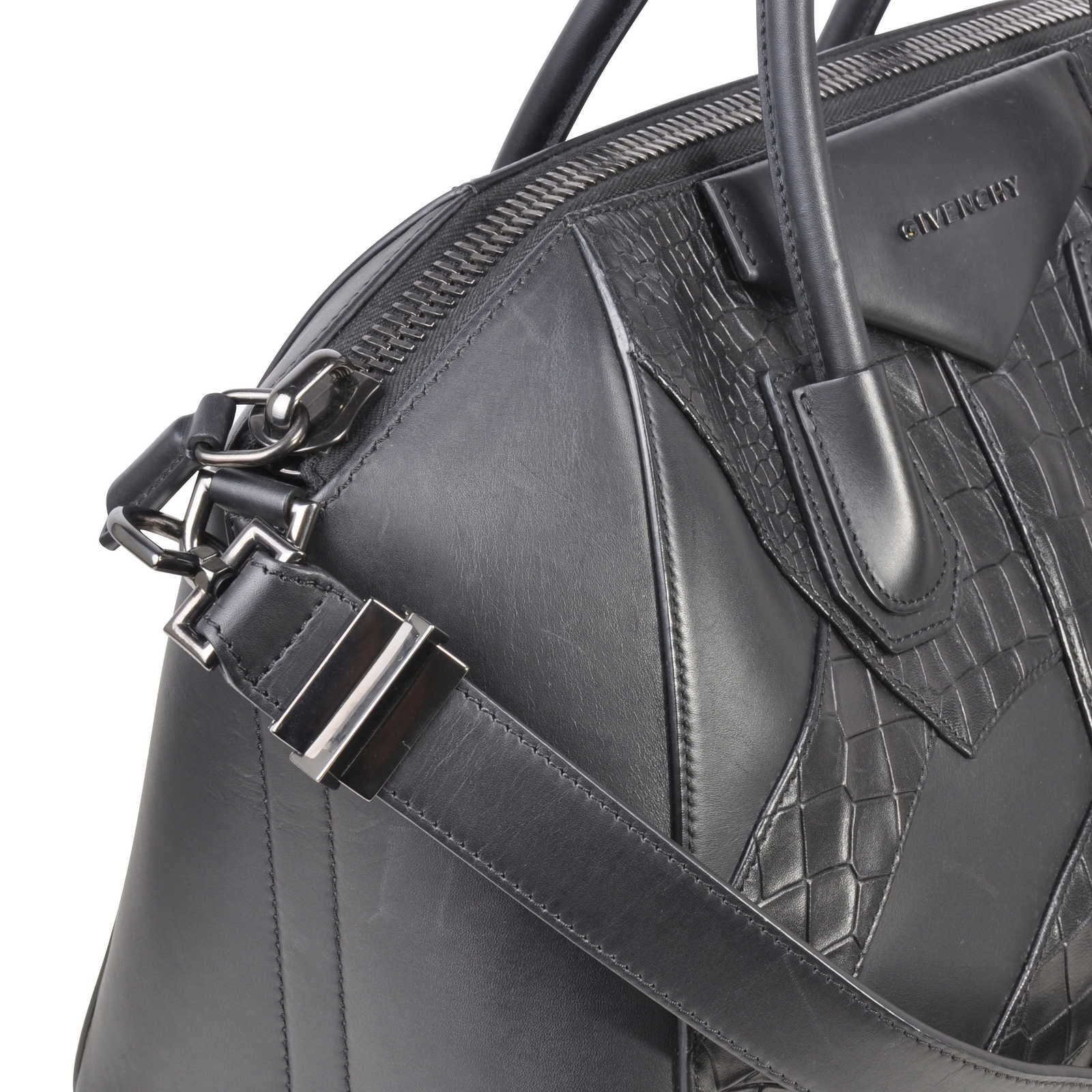 ... Authentic Pre Owned Givenchy Antigona Bag (PSS-073-00015) - Thumbnail 3  ... 6aa4b51cc7
