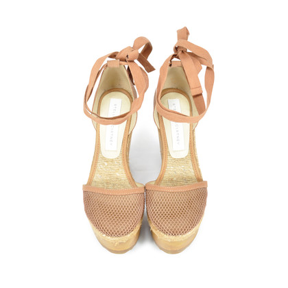 Authentic Second Hand Stella McCartney Wooden Wedges (PSS-106-00002)