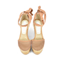 Authentic Second Hand Stella McCartney Wooden Wedges (PSS-106-00002) - Thumbnail 0