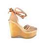 Authentic Second Hand Stella McCartney Wooden Wedges (PSS-106-00002) - Thumbnail 3