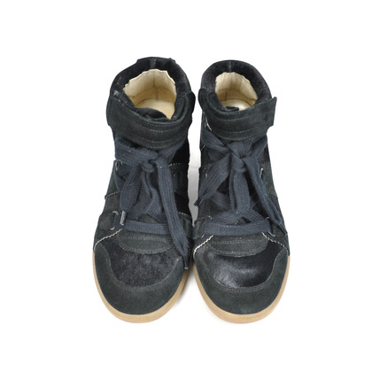 Authentic Second Hand Isabel Marant Bobby Sneakers (PSS-073-00026)