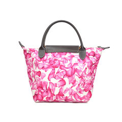 Longchamp darshan floral small tote 2