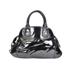 Givenchy patent satchel bag 2