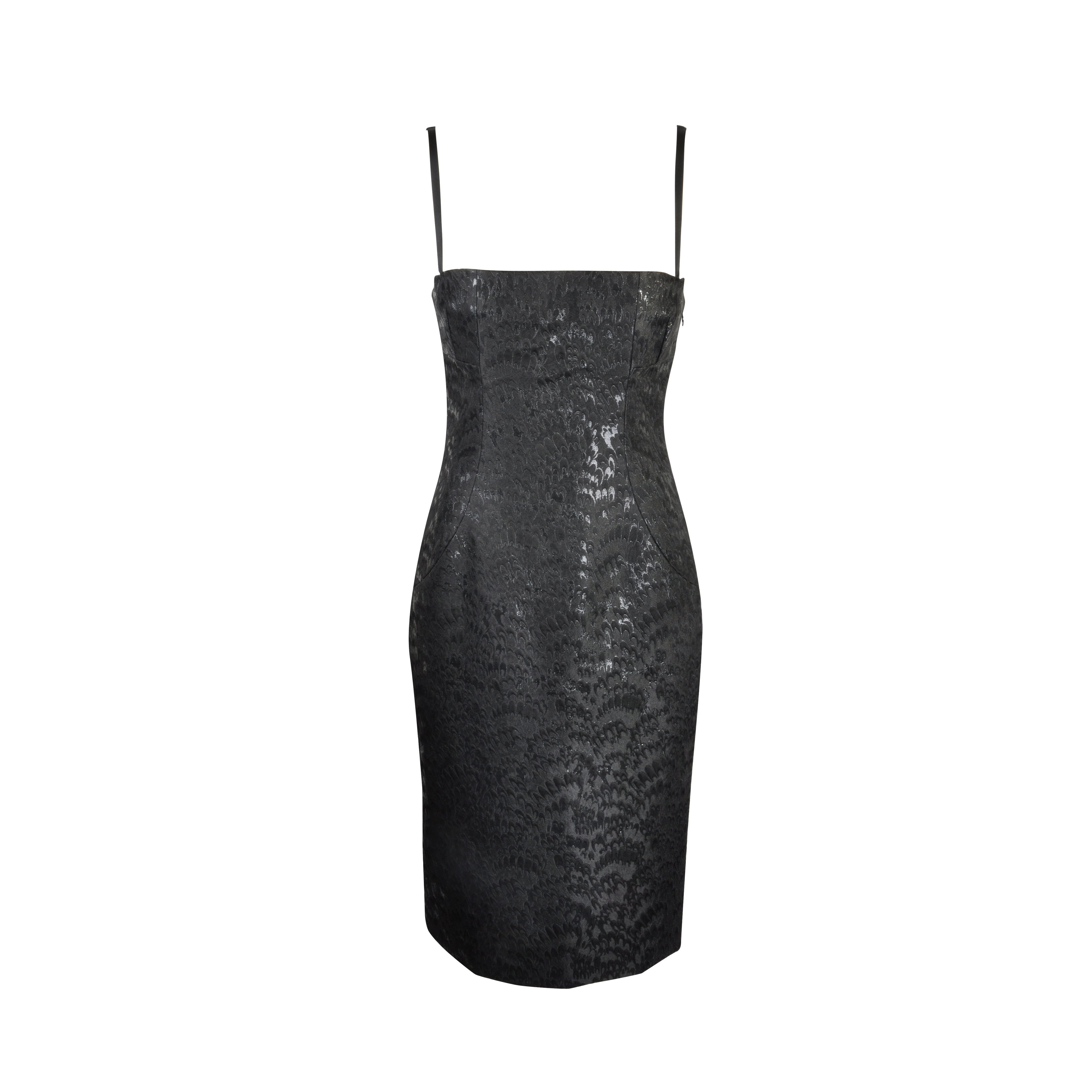 3340b73a59e Authentic Second Hand Dolce   Gabbana Lace Up Bustier Dress (PSS-111-00003)