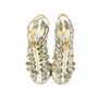 Authentic Second Hand Jimmy Choo Glenys Snakeskin Sandals (PSS-097-00002) - Thumbnail 0
