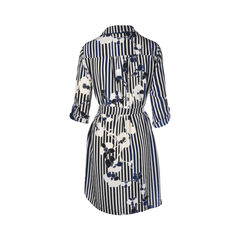 Diane von furstenberg printed shirt dress 2