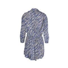 Thakoon addition printed pleated dress 2