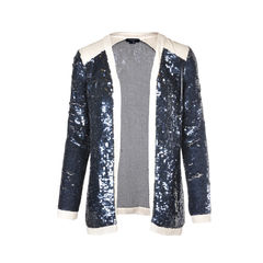 Sequinned Cardigan