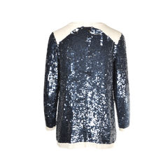 Gryphon sequinned cardigan 2