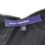 Authentic Second Hand Sharon Wauchob Zipper Silk Top (PSS-088-00020) - Thumbnail 2