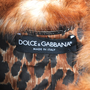 Dolce And Gabbana Fur Trimmed Sequinned Jacket - Thumbnail 3