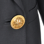 Authentic Second Hand Versace Buttoned Jacket (PSS-094-00012) - Thumbnail 2
