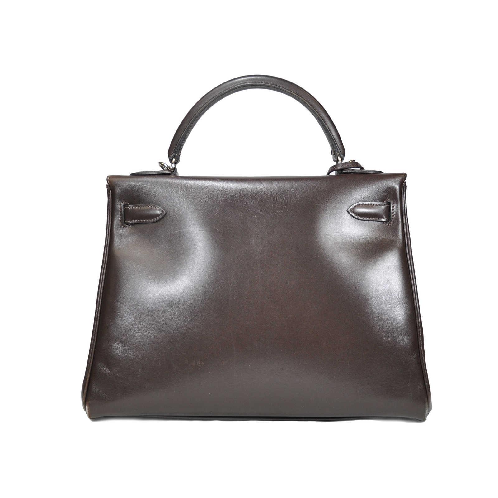 89b2f6e6feb ... Authentic Second Hand Hermès Box Calf Kelly (PSS-046-00002) - Thumbnail  ...