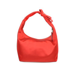 Ribbon Satin Bag