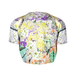 Mary katrantzou printed cropped jacket 2