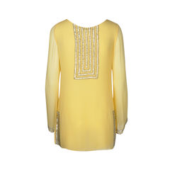 Farah khan beaded kaftan top 2