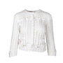 Authentic Second Hand Dolce & Gabbana Crochet Jacket (PSS-097-00028) - Thumbnail 0