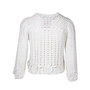 Authentic Second Hand Dolce & Gabbana Crochet Jacket (PSS-097-00028) - Thumbnail 1