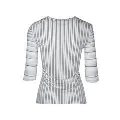 Peter pilloto graphic sleeve top 2