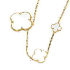 Van cleef and arpels magic alhambra necklace 2