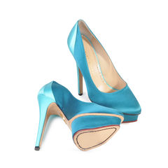 Charlotte olympia masako satin heels 2