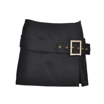 Authentic Second Hand Dolce & Gabbana Buckle Detail Skirt (PSS-049-00019)