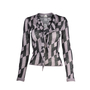 Authentic Second Hand Hermès H Printed Sweater (PSS-049-00021) - Thumbnail 0