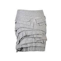3 1 phillip lim woolen stretch skirt 2