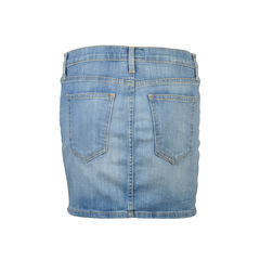 Current elliott denim skirt 2