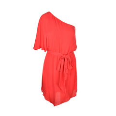 Bell Sleeved Toga Dress