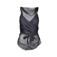 Wrap Around Blouse