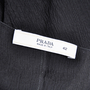 Authentic Second Hand Prada  Wrap Around Blouse (PSS-067-00040) - Thumbnail 2