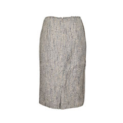 Prada tweed skirt 2