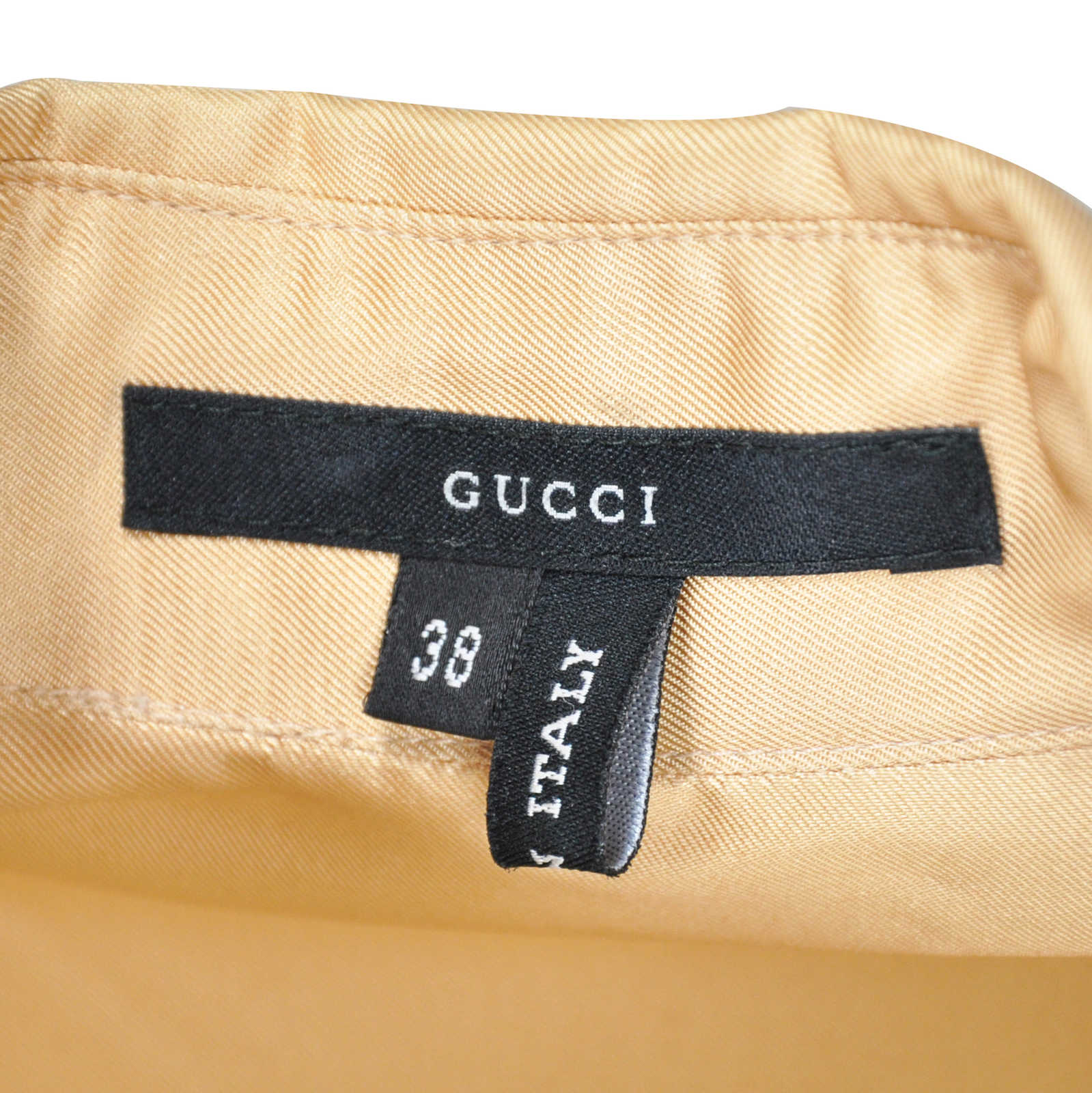 fa0283bfab61a9 ... Authentic Second Hand Gucci Sleeveless Blouse (PSS-067-00085) -  Thumbnail 2