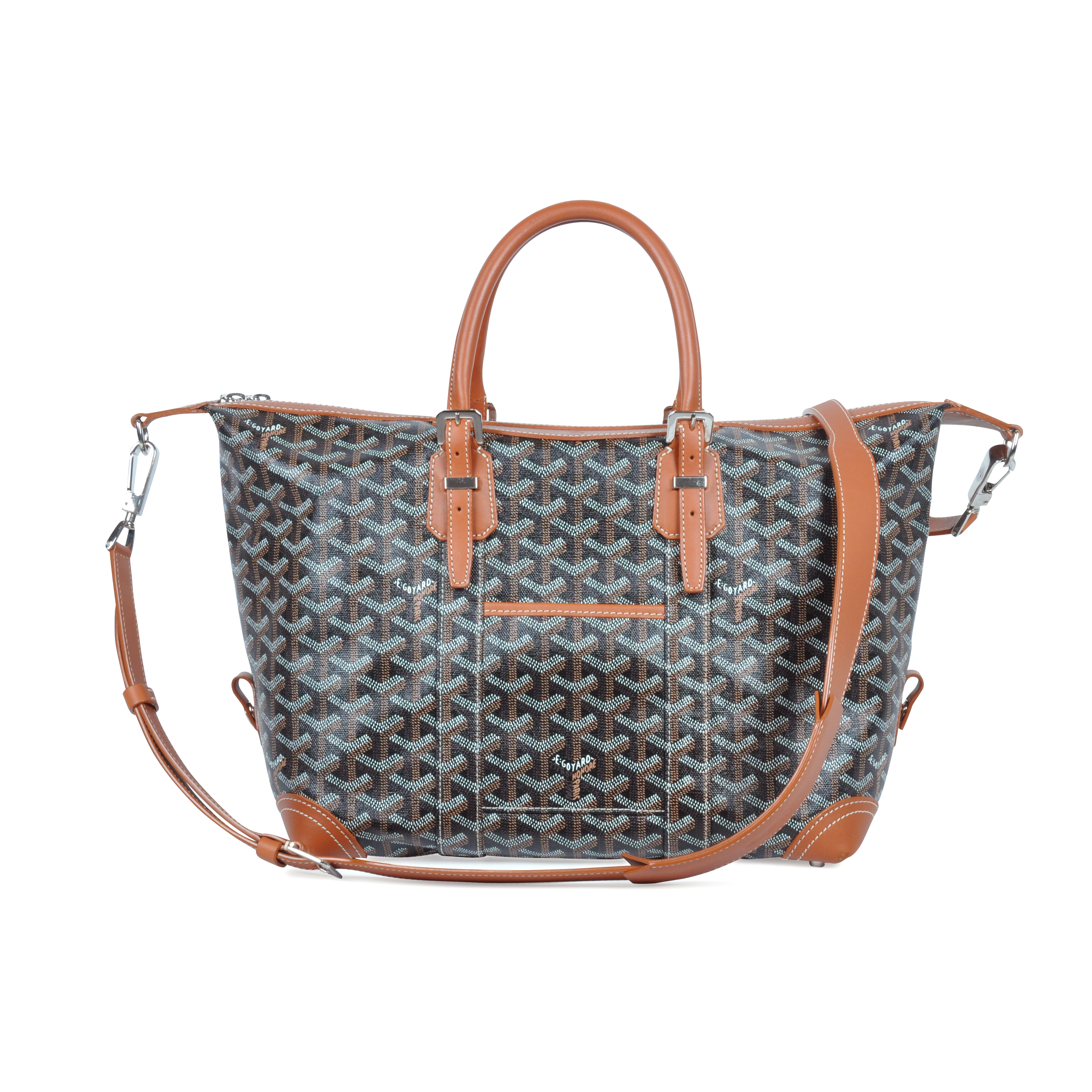 dfb281ba73 Authentic Second Hand Goyard Duffel Bag (PSS-114-00001)