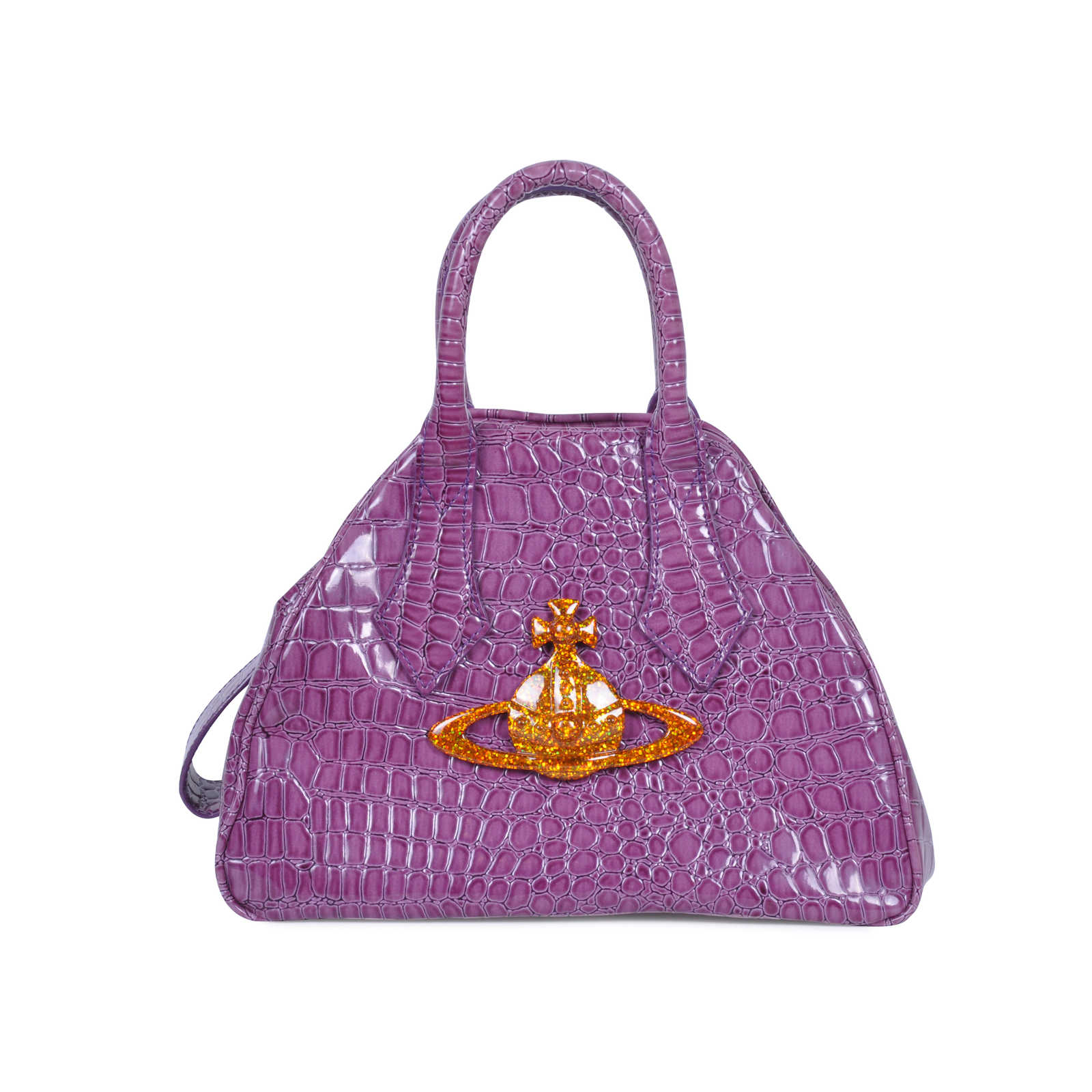 cd19bf433e Authentic Second Hand Vivienne Westwood Chancery Bag (PSS-114-00002) -  Thumbnail ...