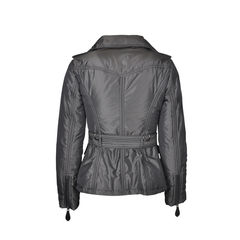 Burberry belted down jacket 2