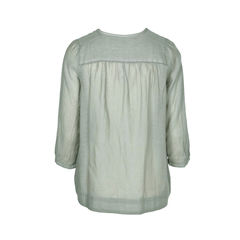 Humanoid peasant blouse 2
