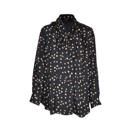 Authentic Second Hand Isabel Marant Pussy Bow Blouse (PSS-075-00043)