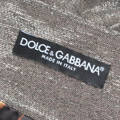 Dolce and gabbana sparkly pencil skirt 2
