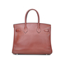 Authentic Second Hand Hermès Rouge H Birkin (PSS-020-00018) - Thumbnail 1