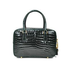 Prada crocodile handbag 2