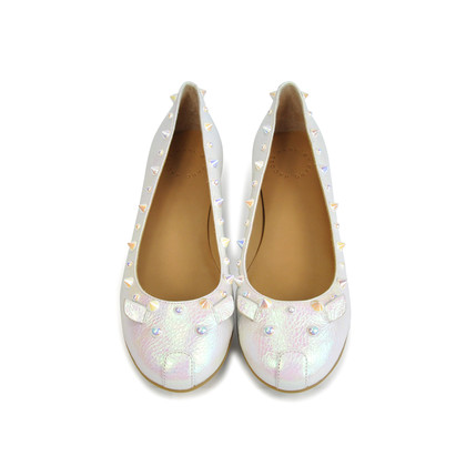 Authentic Second Hand Marc by Marc Jacobs Pearlescent Mouse Flats (PSS-121-00001)