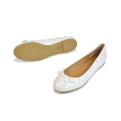 Marc by marc jacobs pearlescent mouse flats 2