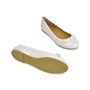 Authentic Second Hand Marc by Marc Jacobs Pearlescent Mouse Flats (PSS-121-00001) - Thumbnail 2